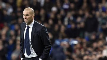 Зидан прокомментировал предстоящий матч «Реала»