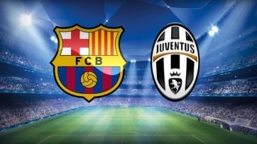 «Барселона» - «Ювентус», прямая онлайн-трансляция. Стартовые составы команд