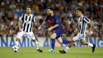 «Барселона» крупно переиграла «Ювентус», дубль Месси