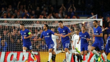 «Челси» дома разнёс «Карабах»