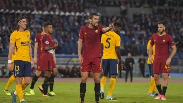 «Рома» и «Атлетико» не выявили сильнейшего