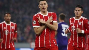 «Бавария» ожидаемо справилась с «Андерлехтом»