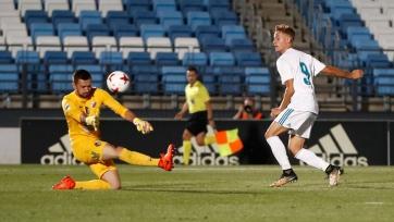 Молодёжная команда «Реала» унизила сверстников с Кипра