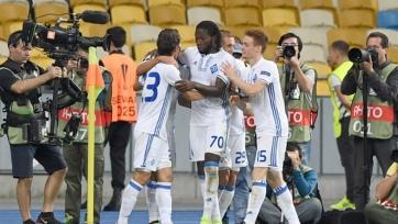 Киевское «Динамо» одержало волевую победу над «Скендербеу», «Янг Бойз» и «Партизан» победителя не выявили