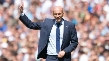 Зидан недоволен уровнем игры «Реала»