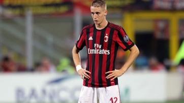 Новичок «Милана» выбыл из строя на полгода