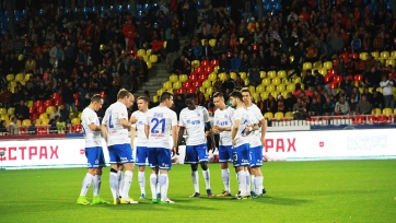 Московское «Динамо» не может забить уже четыре матча кряду