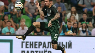 УЕФА сообщил, за что дисквалифицирован Смолов