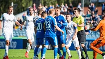 В третьем немецком дивизионе произошёл вопиющий случай нарушения Fair Play (видео)