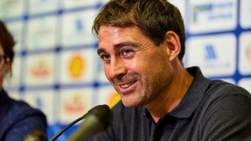 «Андерлехт» уволил главного тренера