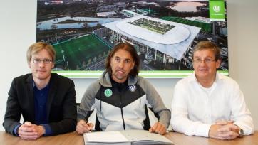 «Вольфсбург» определился с новым тренером