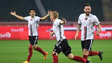 Гащенков: «Я не воспитанник «Локомотива», просто был в системе клуба»