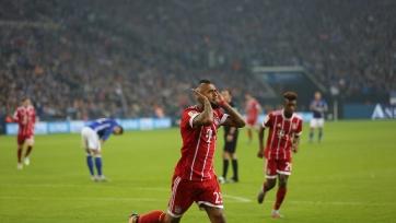 «Бавария» крупно переиграла «Шальке» и другие результаты матчей немецкого тура