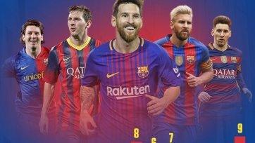 Старт нынешнего сезона Ла Лиги стал лучшим в карьере Месси