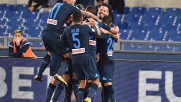 Разгромная победа «Наполи», СПАЛ не устоял против «Милана»