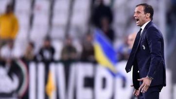 Аллегри: «За чемпионство в Италии поборются 4-5 клубов»