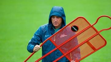 Манчини: «Игра была омрачена судейскими ошибками»