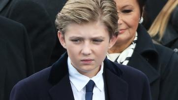 Сын Дональда Трампа начал карьеру в клубе MLS