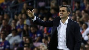 Вальверде: «Реал»? Месяц назад все писали, что в «Барселоне» катастрофа»