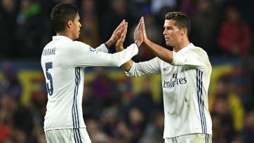 Роналду и Варан – следующие в очереди на продление контракта с «Реалом»