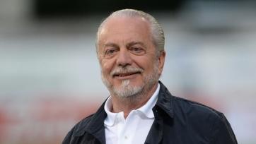 Президент «Наполи» предложил сократить Серию А до 16 команд