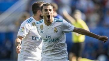 «Реал» переиграл «Алавес», дубль Себальоса