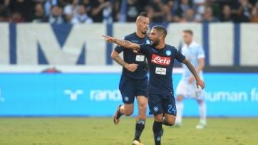 «Наполи» добыл шестую кряду победу в Серии А