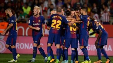 Автоголы – вторые в списке бомбардиров «Барселоны»