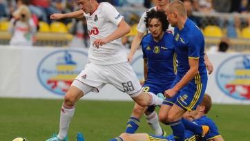 «Локомотив» вырвал три очка в Ростове, победа «Уфы» против тульского «Арсенала»