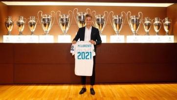 Официально: Льоренте продлил контракт с «Реалом»