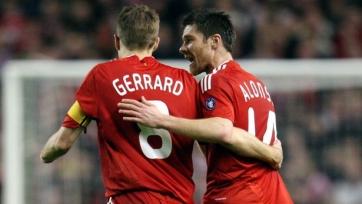Джеррард вспомнил события 2009-го года, связанные с уходом Алонсо из «Ливерпуля»