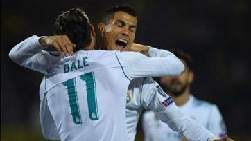 Рамос отметил роль Бэйла и Роналду в успехах «Реала»