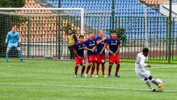 «Манчестер Юнайтед» уверенно победил ЦСКА в юношеской Лиге чемпионов