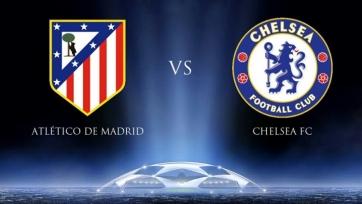 «Атлетико» – «Челси», прямая онлайн-трансляция. Стартовые составы команд