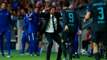 Конте прокомментировал победу «Челси» над «Атлетико»