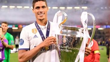 Официально: Варан продлил контракт с «Реалом»
