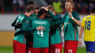 «Локомотив» легко победил «Злин», Фернандеш оформил хет-трик за 17 минут