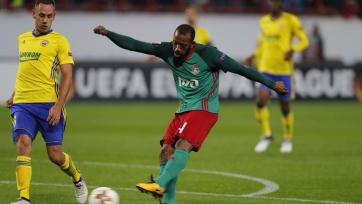 Фернандеш: «Это мой первый хет-трик в «Локомотиве»