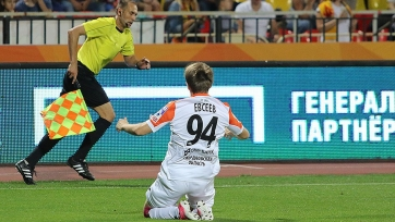 Евсеев поделился ожиданиями от матча со «Спартаком»