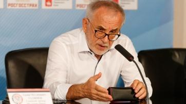 Гаджиев прокомментировал победу над «Рубином»