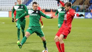 «Енисей» не смог выиграть в Томске, «Спартак-2» забил три мяча в Астрахани