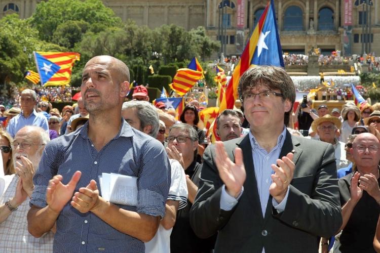Сборная Каталонии. Унылый середняк или элита?