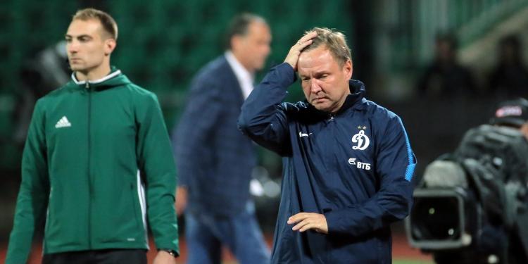 Почему «Динамо» снова вылетит в ФНЛ