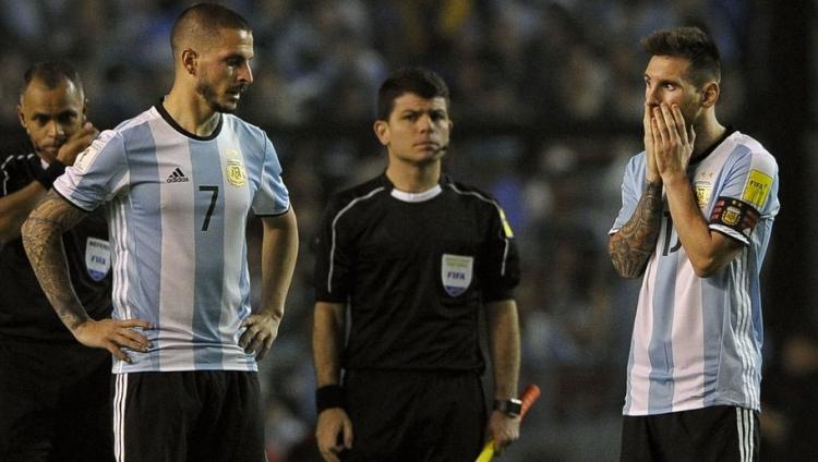 Как Месси вывел Аргентину на Чемпионат мира