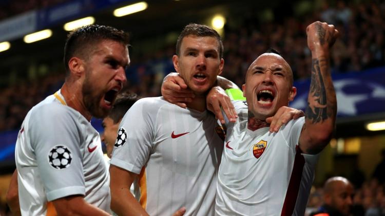 Теперь СМС получит Давид Луис. «Рома» не проиграла «Челси»