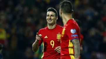 Стало известно, кто заменит в сборной Испании Карвахаля, Морату и Иньесту