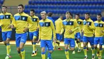 Официально: сборная Украины оштрафована на 42 тысячи евро