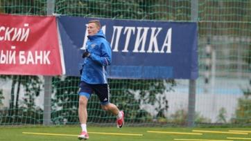 Агент: «За Черновым следят два топ-клуба РФПЛ»