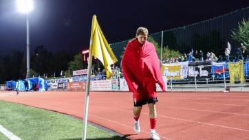 Роман Павлюченко избежал серьезной травмы