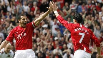 Роналду: «Я никогда не забуду «Манчестер Юнайтед»